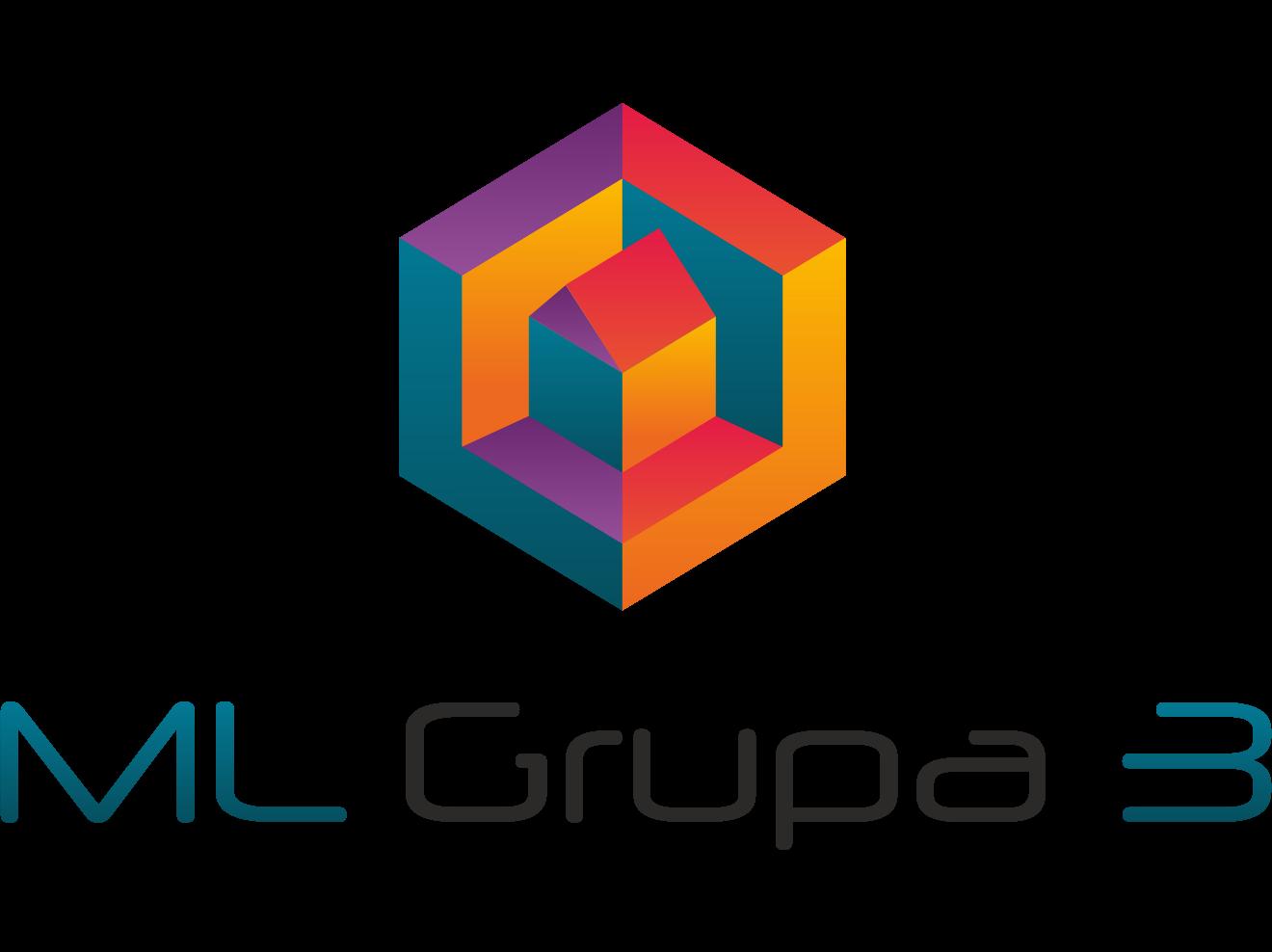 Создание логотпа и стиля для строительной компании ML Grupa 3. Логотип сложной формы