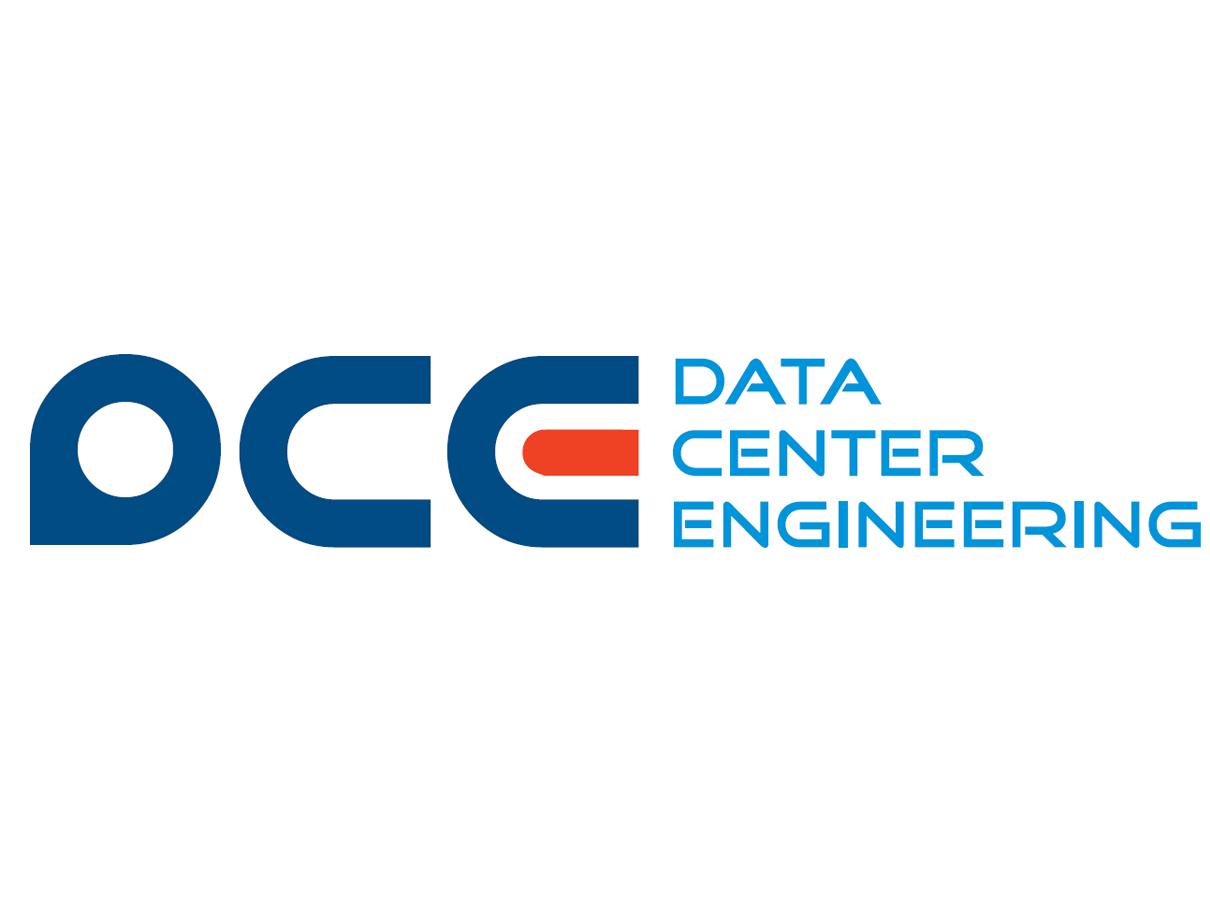 Разработан логотип для компании Data Center Engineering. Компания занимается строительством дата-центров