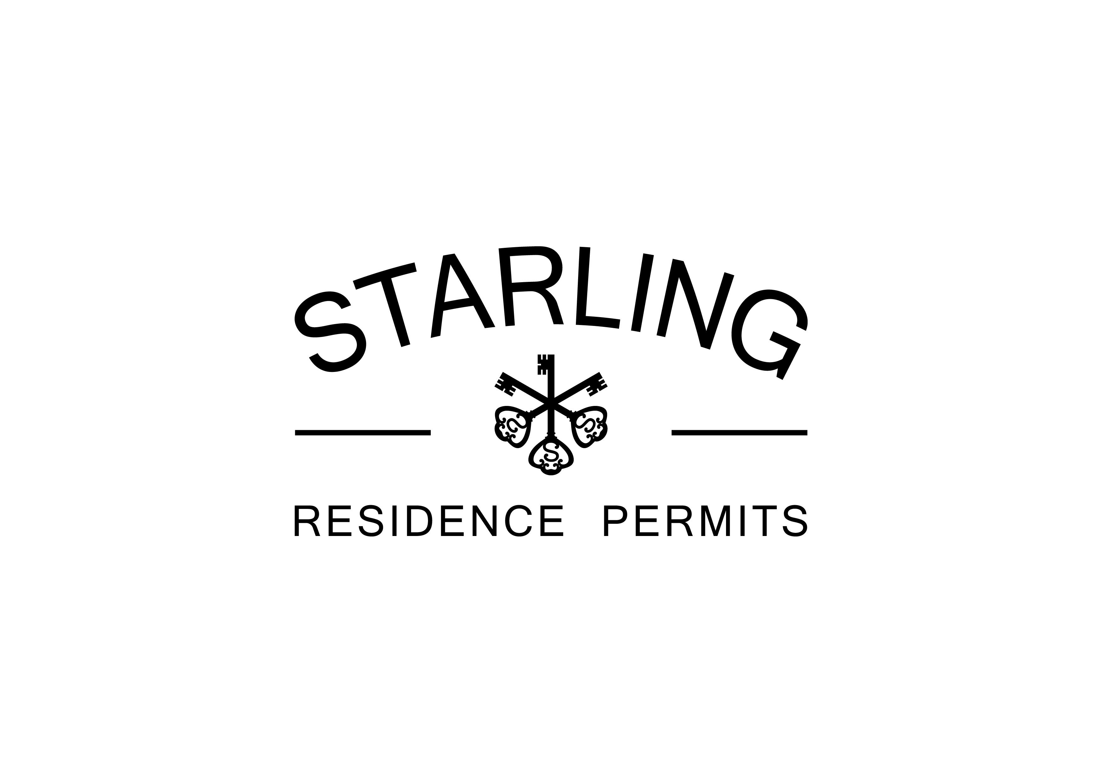 Создание логотипа для консалтинговой компании STARLING