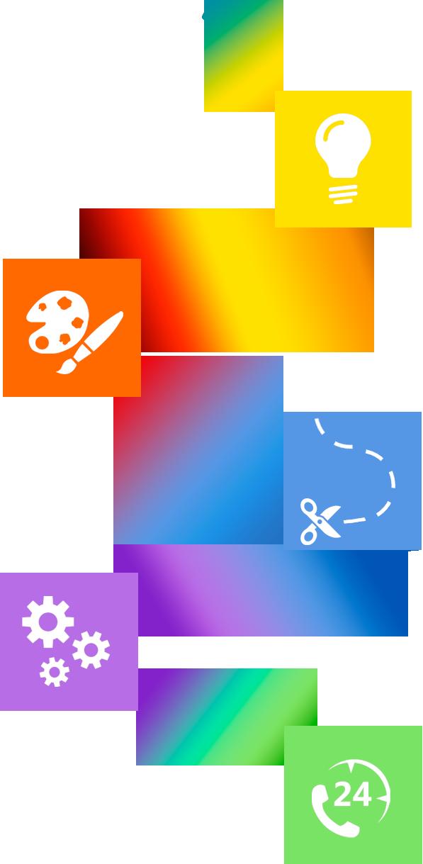 Создать веб-сайт компании. Разработка дизайна и программирование